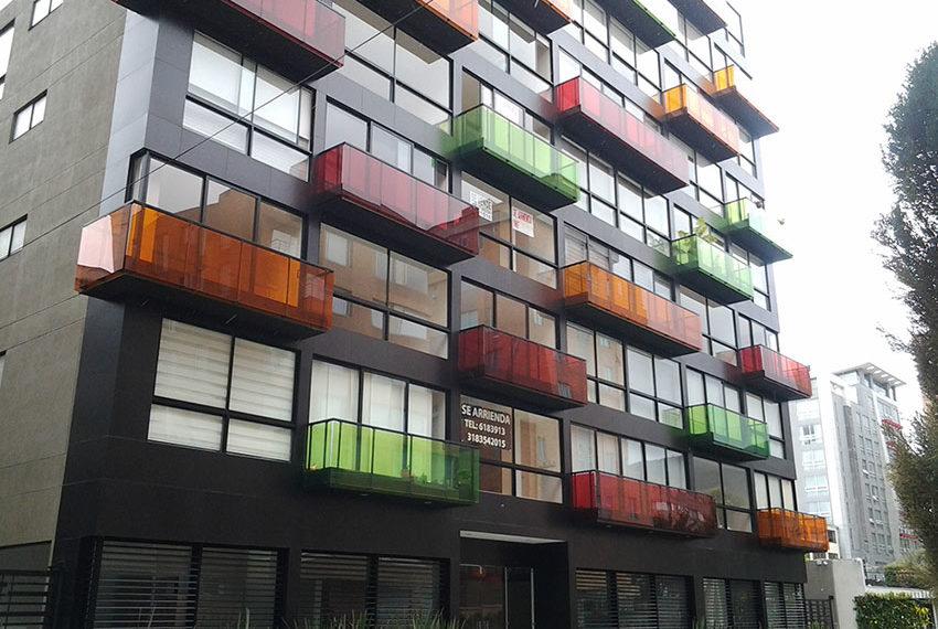 Apartamento en arriendo duplex-1