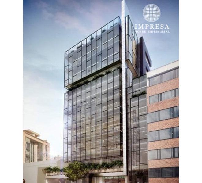 Edificio oficinas venta Torre Impresa-1